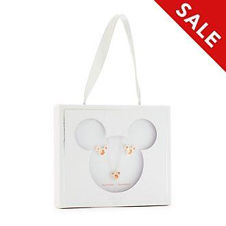 Disney Store - Micky Maus - Geburtssteinset mit Halskette und Ohrringen, November
