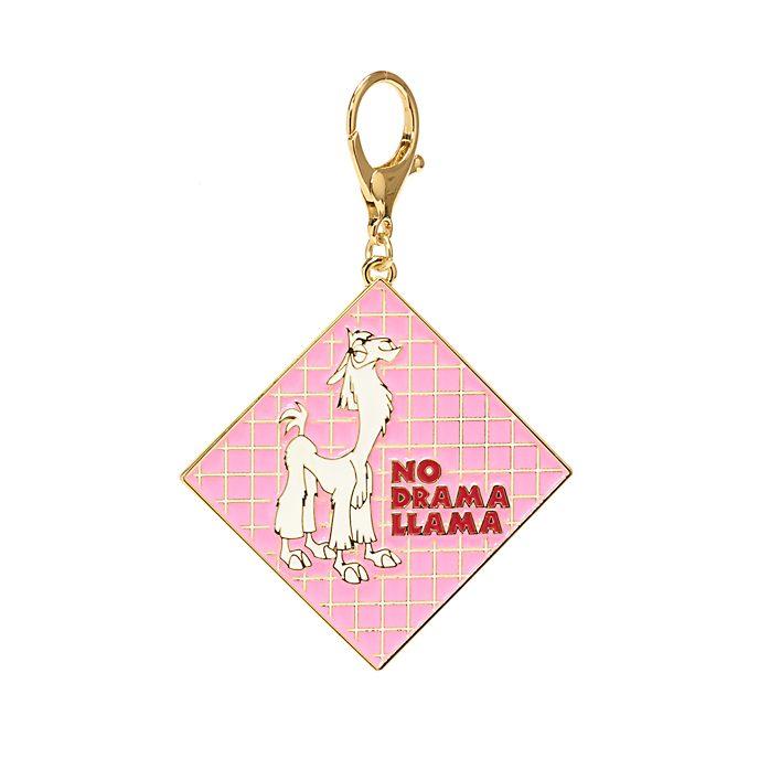 Disney Store Breloque de sac Drama Lama, Kuzco, l'Empereur Mégalo