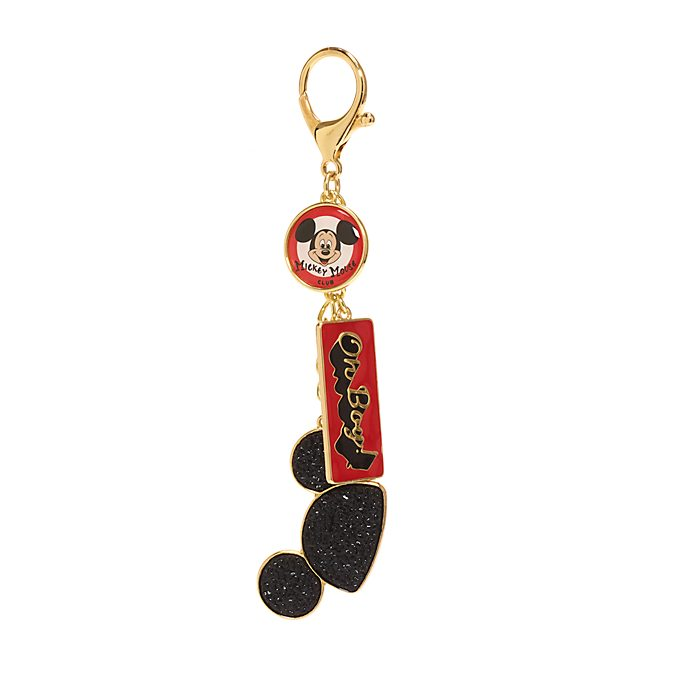 Disney Store Mickey Mouse Oh Boy Bag Charm