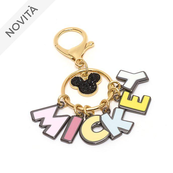 Accessorio per borsa Topolino silhouette Disney Store