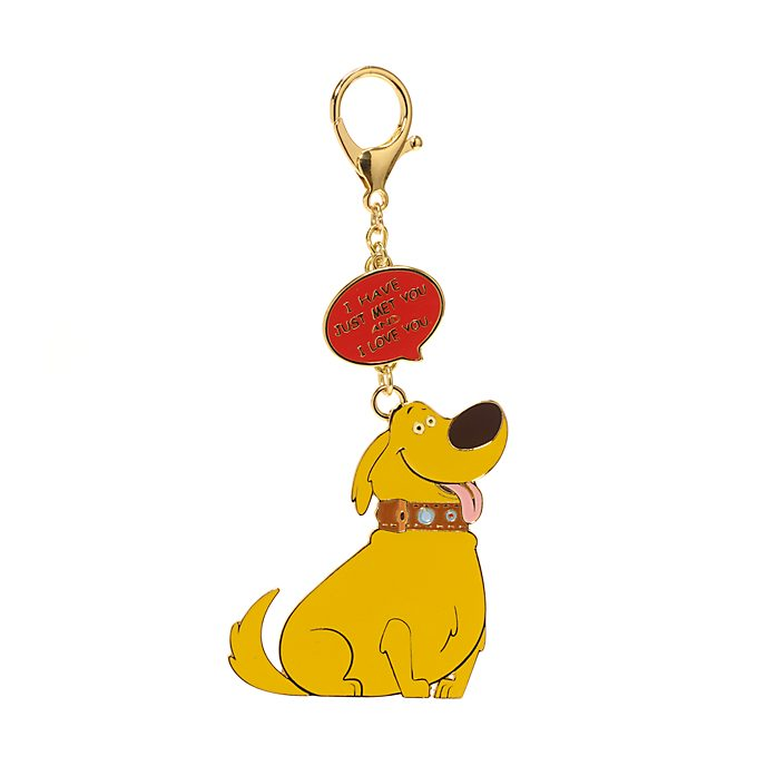 Disney Store Dug Bag Charm, Up