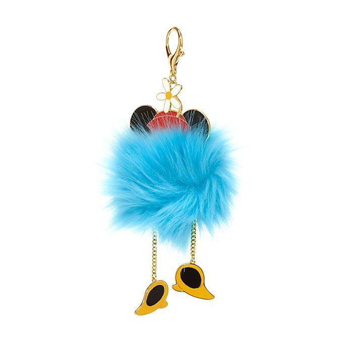 Disney Store Breloque de sac à pompon Minnie