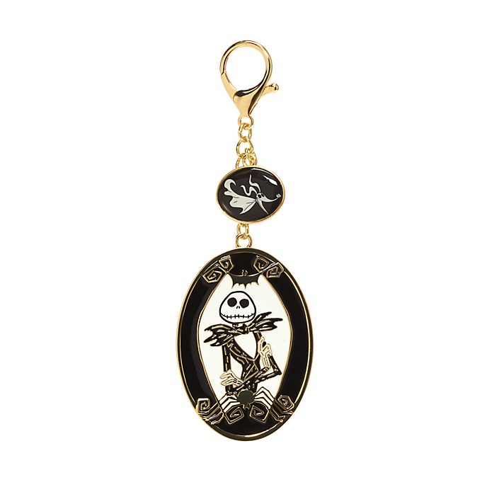 Disney Store Jack Skellington Bag Charm, The Nightmare Before Christmas