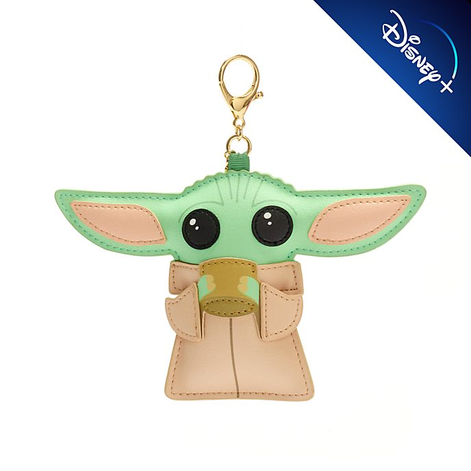 Disney Store Grogu The Child Bag Charm, Star Wars: The Mandalorian