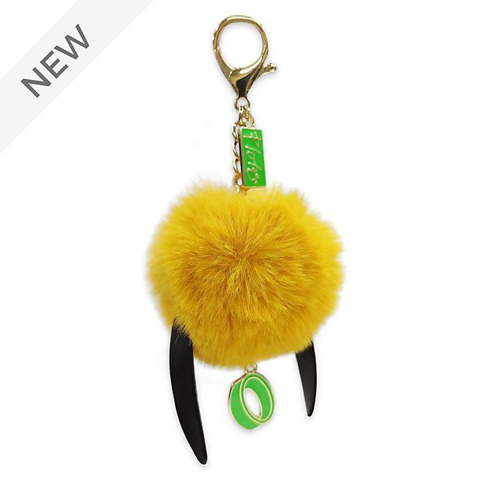 Disney Store Pluto Pom-Pom Bag Charm