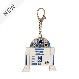 Disney Store R2-D2 Bag Charm, Star Wars