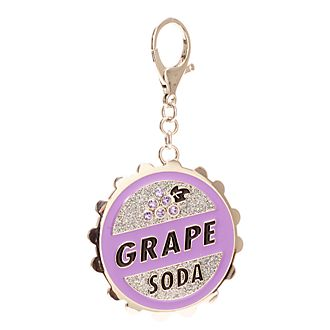 Disney Store Breloque de sac Capsule de Grape Soda, Là-Haut