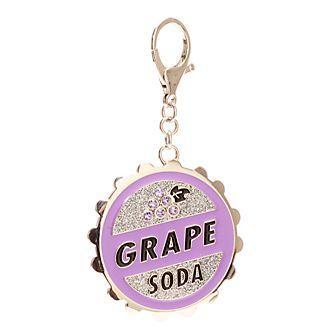 Abalorio para bolso chapa Grape Soda, Up, Disney Store