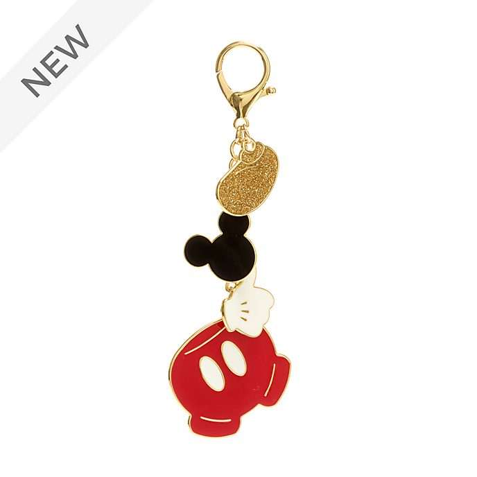 Disney Store Mickey Mouse Bag Charm
