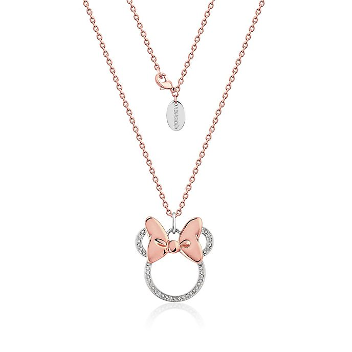 Couture Kingdom Collier à pendentif Minnie Rocks the Dots
