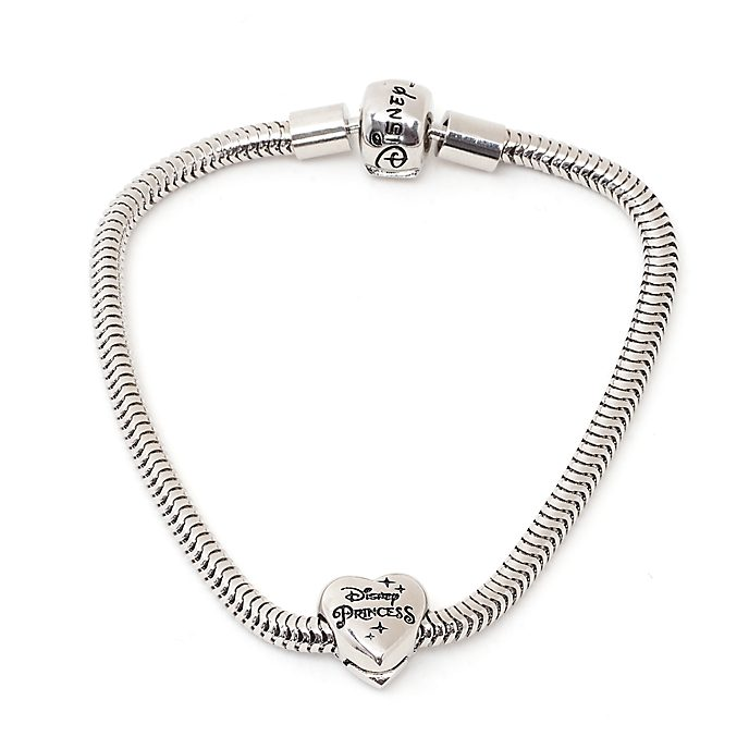 Disney Store - Disney Princess Charm Collection - Bettelarmband (19cm)