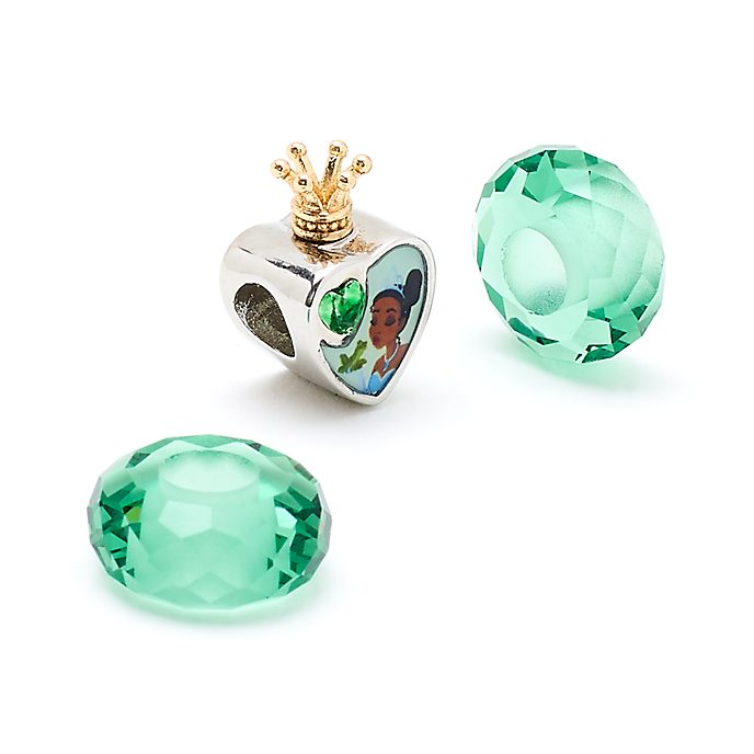 Disney Store Ensemble de perles Tiana Disney Princess Charm, Novembre