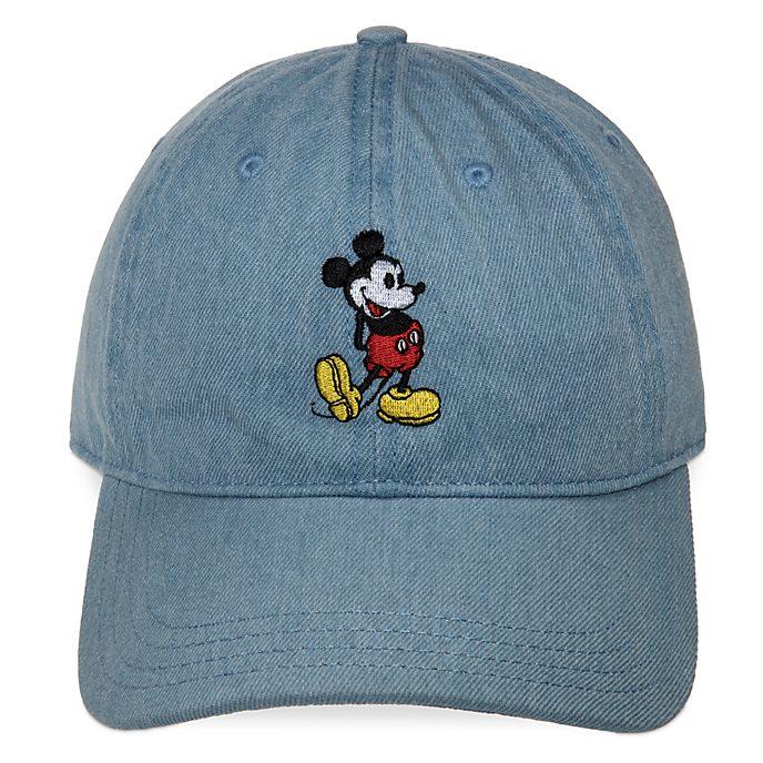 Cappellino adulti jeans Topolino Disney Store