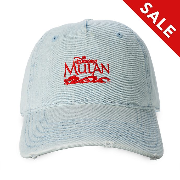 Disney Store Mulan Cap For Adults