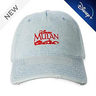 Disney Store Mulan Cap For Adults