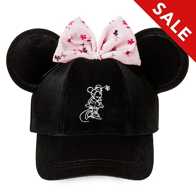 Disney Store Postively Minnie Cap For Adults