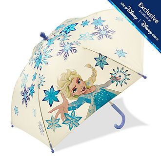 Disney Store Elsa Umbrella For Kids, Frozen 2