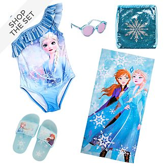 Disney Store Frozen 2 Swim Collection For Kids
