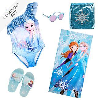 Colección baño infantil Frozen 2, Disney Store
