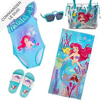 Disney Store Collection Plage La Petite Sirène pour enfants