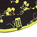 Sombrero pescador reversible Mickey Mouse: Neon Festival, Disney Store