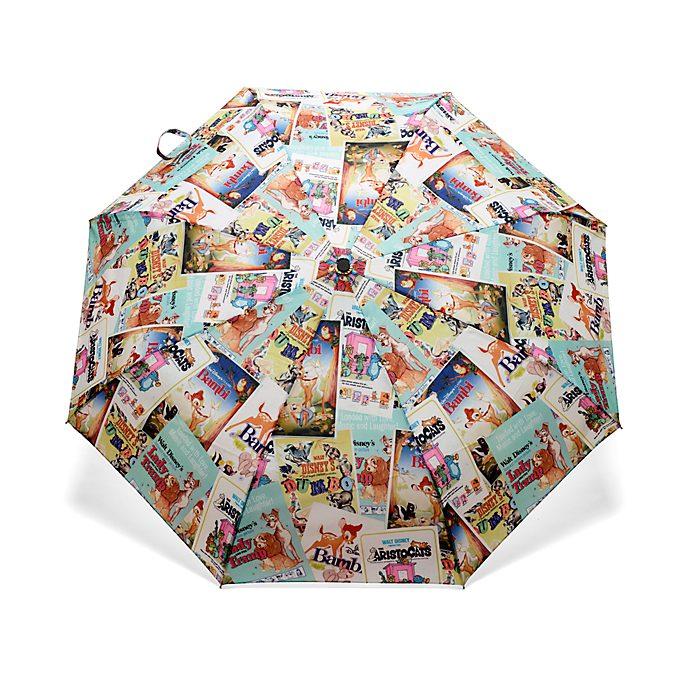 Disney Store Disney Classics Film Posters Umbrella