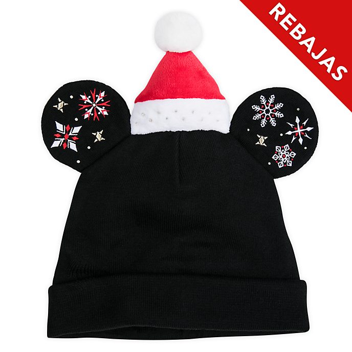Gorro punto para adultos Mickey Mouse, Holiday Cheer, Disney Store