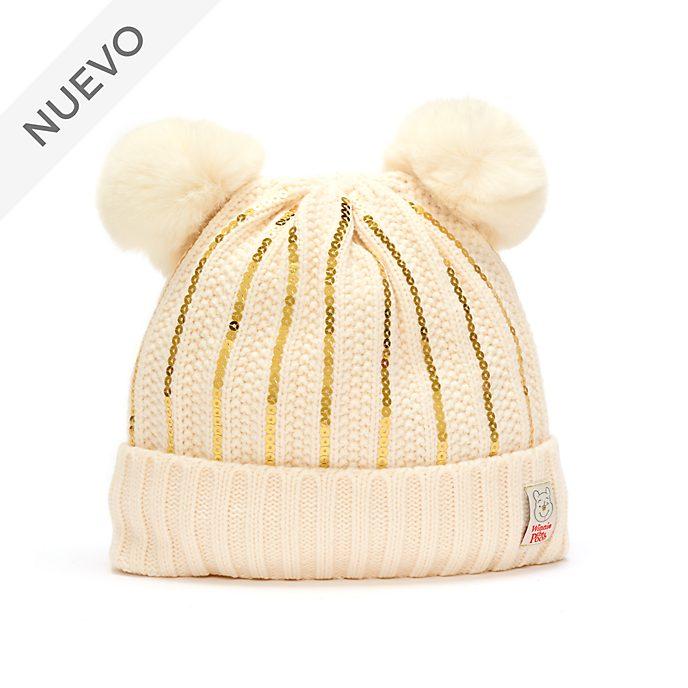 Gorro punto Winnie the Pooh para adultos, Disney Store