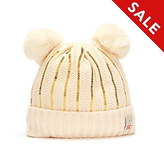 Disney Store Winnie the Pooh Knitted Hat For Adults