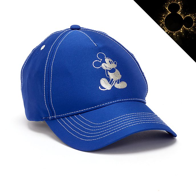 Walt Disney World Casquette Mickey Wishes Blue pour adultes