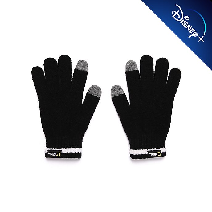 Disney Store National Geographic Gloves For Adults
