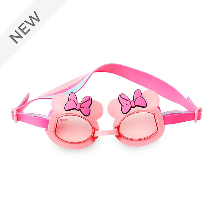 Disney Store Minnie Mouse Swimming Goggles For Kids