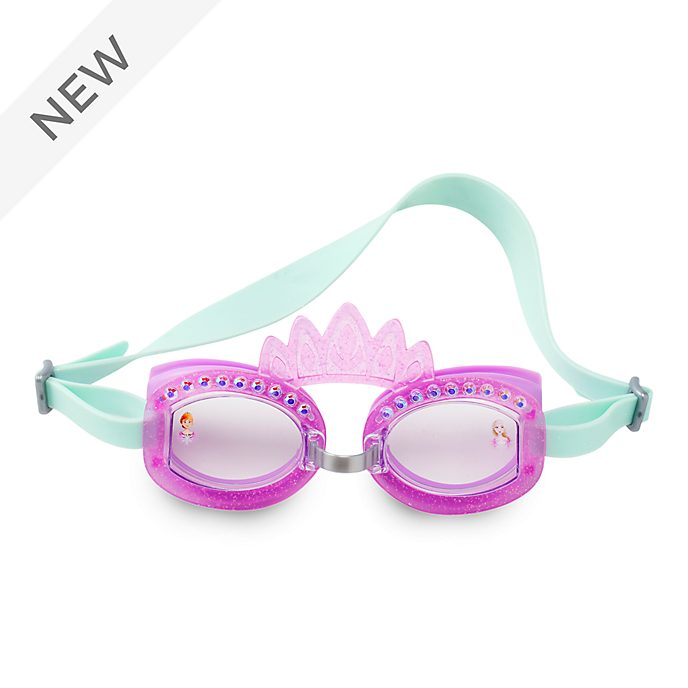 Disney Store Anna and Elsa Swimming Goggles