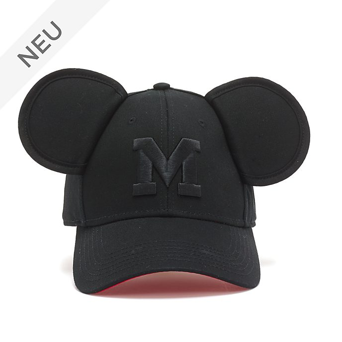 Disney Store - Micky Maus - Mütze mit Ohren für Erwachsene