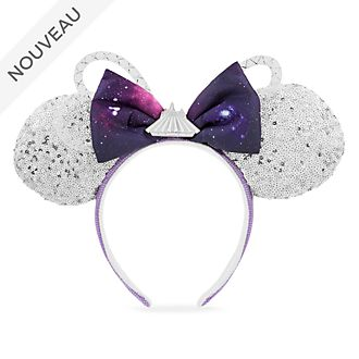 Disney Store Serre-tête oreilles de Minnie pour adultes, collection The Main Attraction, 1 sur 12