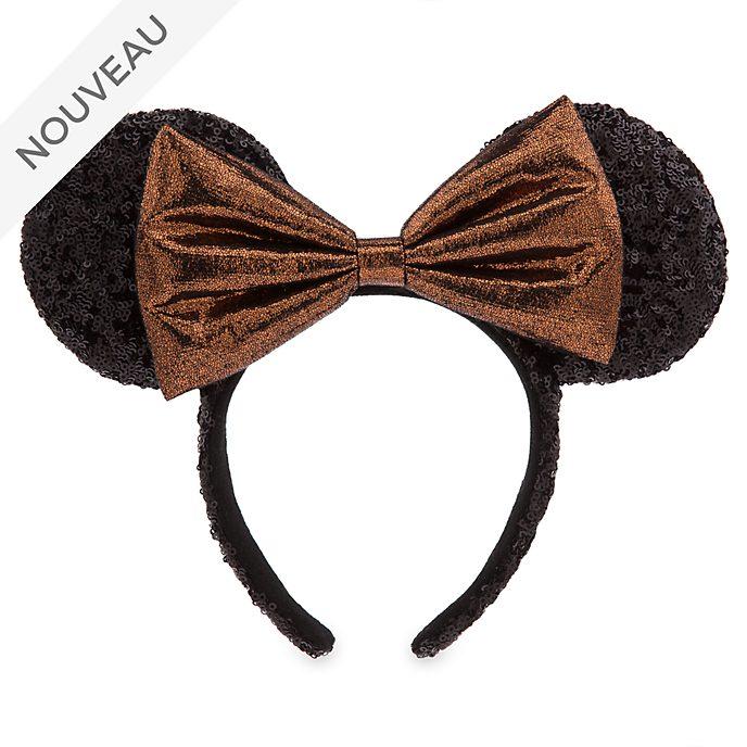 Disney Store Serre-tête oreilles de Minnie Belle of the Ball pour adultes