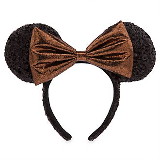 Disney Store Minnie Mouse Belle of the Ball Ears Headband for Adults