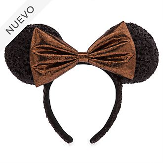 Diadema con orejas para adultos, Minnie Mouse, Belle of the Ball, Disney Store