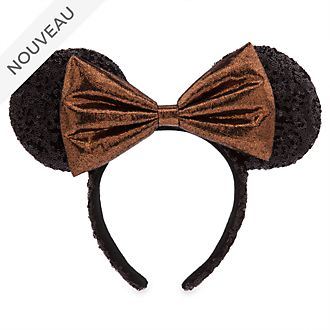 Disney Store Serre-tête oreilles de Minnie Belle of the Ball pour adultes