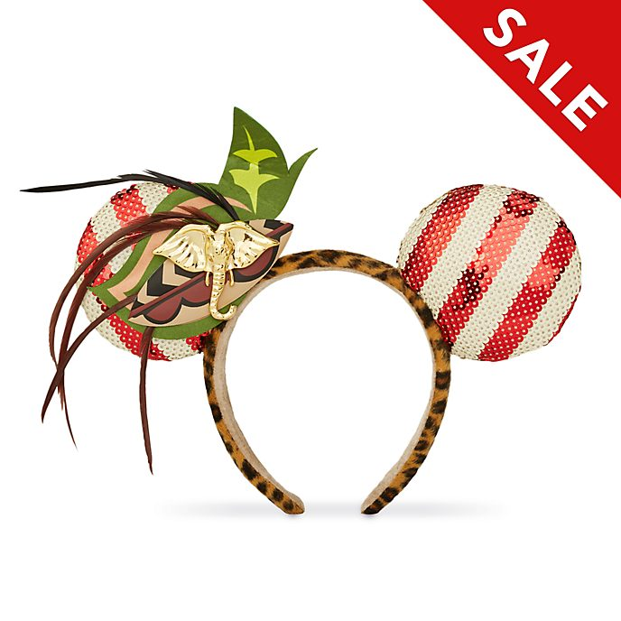 Disney Store - The Main Attraction - Minnie Maus - Haarreif mit Ohren für Erwachsene - 11 von 12