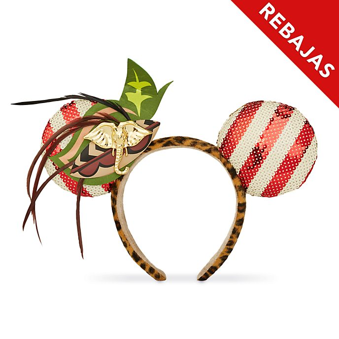 Diadema con orejas para adultos Minnie Mouse The Main Attraction, Disney Store (11 de 12)