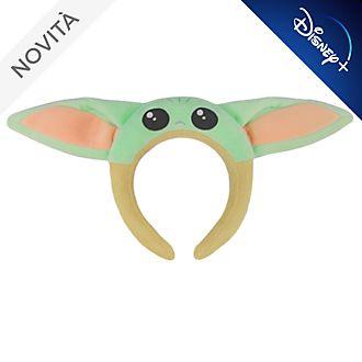 Cerchietto adulti con orecchie Il Bambino Star Wars Disney Store