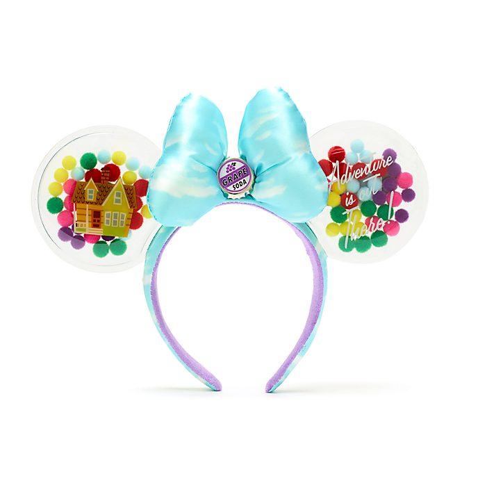 Walt Disney World - Oben - Minnie Maus - Haarreif mit Ohren für Erwachsene