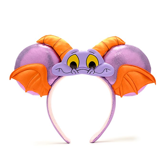 Walt Disney World Serre-tête à oreilles de Mickey Figment pour adultes