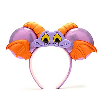 Walt Disney World Figment Mickey Mouse Ears Headband For Adults