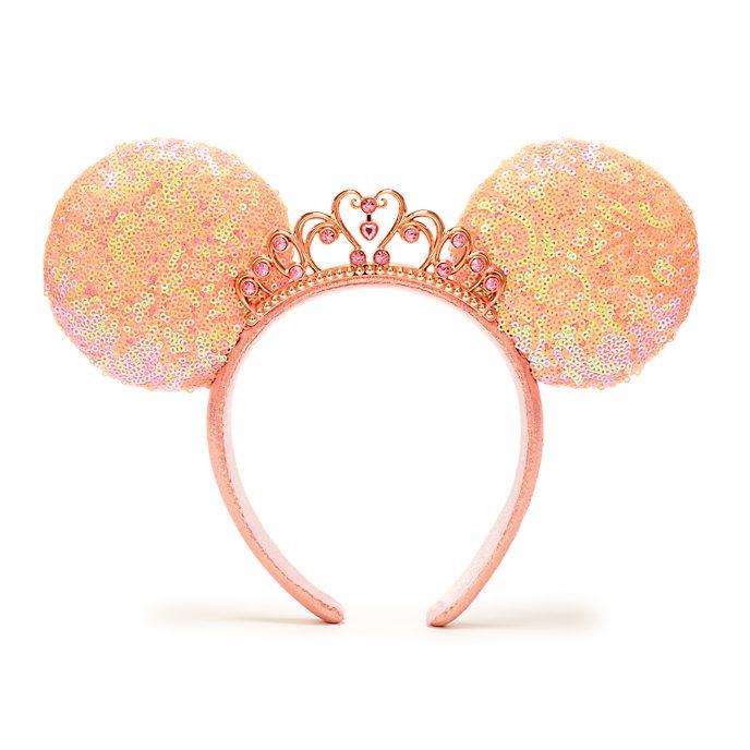 Walt Disney World Serre-tête à oreilles de Minnie Princesses Disney pour adultes