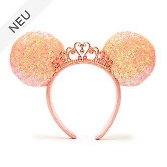 Walt Disney World - Disney Prinzessin - Minnie Maus - Haarreif mit Ohren für Erwachsene