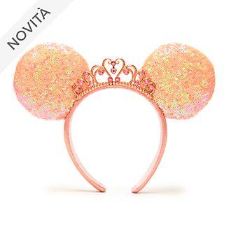 Cerchietto adulti orecchie Minni Principessa Walt Disney World