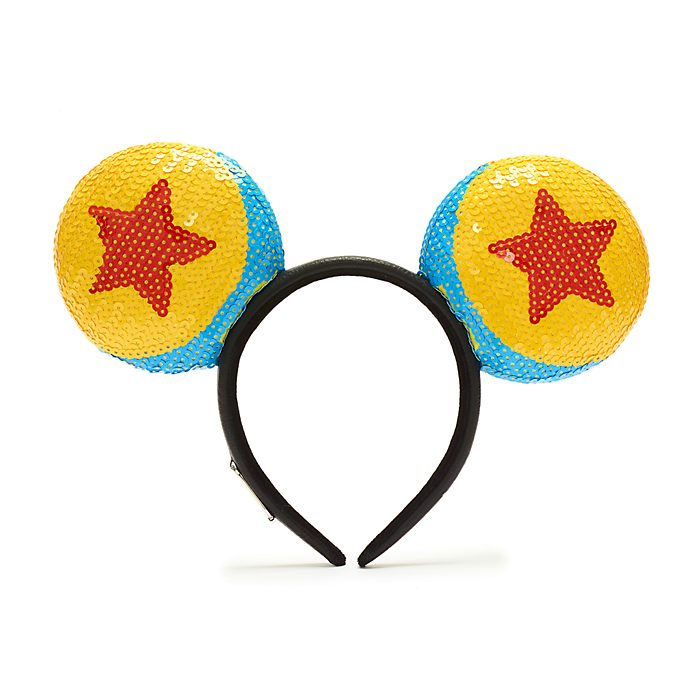 Loungefly Pixar Ball Mickey Mouse Ears Headband for Adults