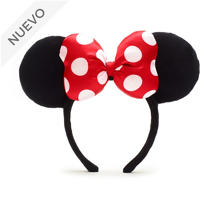 Diadema con orejas clásica Minnie Mouse para adultos, Walt Disney World